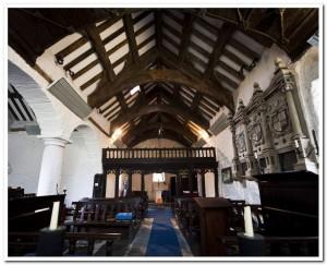St Gwyddelan's b