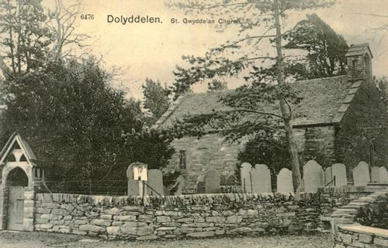 St Gwyddelan's e