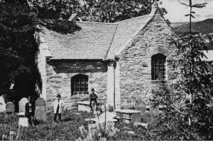St Gwyddelan's f
