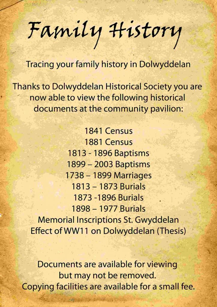 familyhistoryenglish