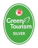 green tourism silver award for ECH