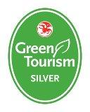logo green tourism silver award for ECH